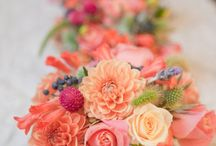 I love wedding / Flowers, caces