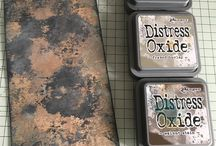 Distress oxyde