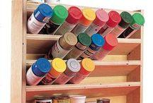 festéktartó