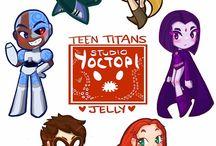 DC Universe - Teen Titans