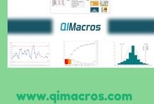 What is QIMacros for Excel? / How to use QIMacros for Excel to visualize and maximize your data and eliminate error.