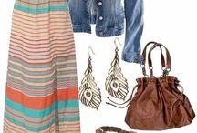 styl / ubrania, dodatki