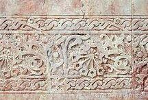 110417 Marble carvings
