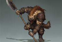 Diseño de Personajes II (Therians/Animales/Cambiaformas/Bestias)