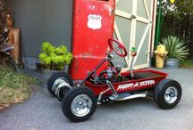radio flyer ratrod
