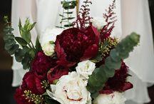 blomster i bryllupet
