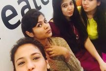 Selfie @Vogue / This exciting contest of clicking a selfie @Vogue got us some amazing entries. Take a look.