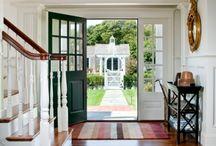 Entrance/Halls/Mudroom