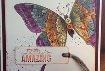 Stampin' Up! ~ Swallowtail