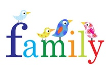 MY FAMILY ~ MY HEART / by Holly Moss