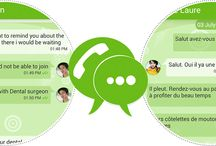 Chat & Conversation Translation / Chat and conversation translation feature is provided by Neeo that will help you to auto translate incoming messages into more than 70 languages. It is a cross platform supported feature.