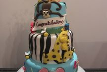 Children Birthday cakes by Taart je Taart / Cakes for children