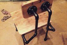 kursi kayu clasic