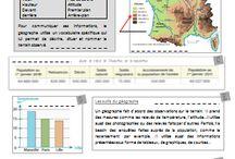Ecole : Géographie