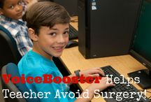 VoiceBooster Blog / Check out the different blogs our VoiceBooster team puts together!