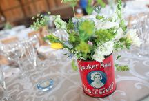Rustic Wedding Style / by Katie Martin