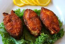 Seafood Recipes / This board will features all types of seafood recipes.