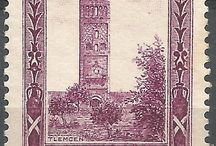 French Algerie Stamps