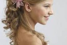 My Quinceañera Hairstyle