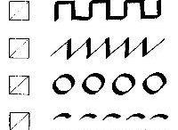 Calligraphy practice etc