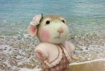 Грызуны и прочие / by Ann Mouse