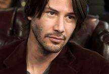 19) The handsome actor Keanu Reeves / Keanu Charles Reeves (born September 2, 1964) is a Canadian actor, producer, director and musician.