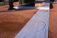 Landscape Architecture: linear structures