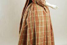 1780 Robe à la Francaise