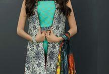 Asim Jofa Chiffon   Charmeuse Silk Collection 2014