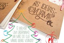 Christmas's notepad / Christmas's notepad designed by ETC.