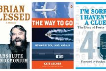 Christmas reads / Plans to curl up with a good book or two this Christmas? Take a look at our best picks.
