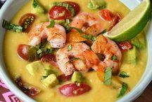 Seafood Soup & Chowder