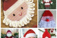 Xmass crochet