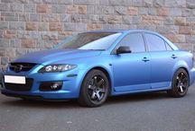 Bola Wheels - Mazda / Bola Wheels on Mazda