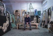 FACCE D'ARTISTA / Ritratti di artisti