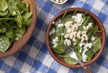 Bone-friendly Recipes / These recipes are rich in calcium and a great source to keep your bones health and prevent osteoporosis. See the full list at www.iofbonehealth.org/bone-friendly-recipes