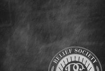 Relief society board