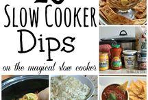 Appetizers: Fix it and Forget it / Crock-pot appetizers