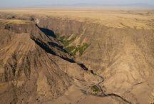 Africa rift valley