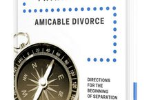 Divorce Books / This is a collection of books to help you get through separation and divorce in a healthy and efficient way. #divorce #separation #coparenting #mediation