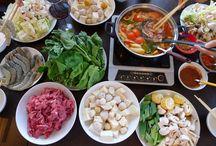 Vietnamese and Hot Pot