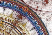 Geometric Patterns Crop Circles