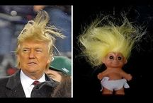 Donald Trump's ridiculous hairstyles