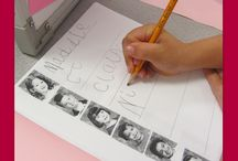kindergarten writing / by Brittany Leigh