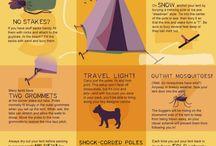 camping stuff / by Samantha Citizen