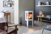 Wood and pellet stoves / Palazzetti , Jotul , Piazzetta , Nordica ...