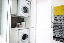 Bad- og vaskerom