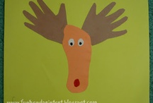 Reindeer Arts & Crafts