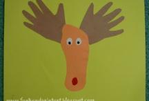 Reindeer Arts & Crafts
