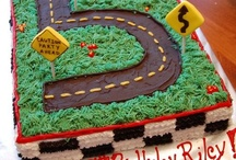 BD  Cakes / by Sue Robertson